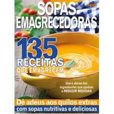 Revista Minha saúde especial - Sopas Emagrecedoras