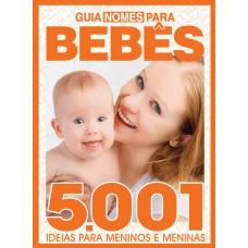 Guia de Nomes para Bebês