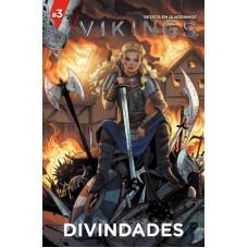 Vikings: Divindades #3 (Revista em Quadrinhos)