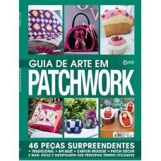 Arte em Patchwork - 46 Peças Surpreendentes