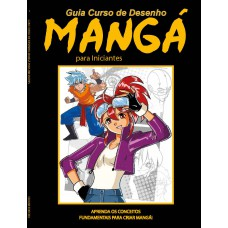 Guia Curso De Mangá Para Iniciantes 01
