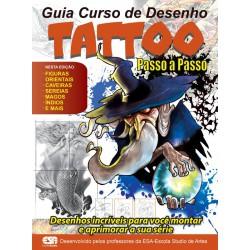 Guia Curso De Desenho Tattoo Passo A Passo