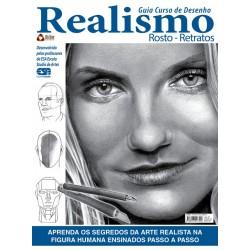 Guia Curso De Desenho Realismo Rosto Retratos