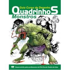 Monstros de Quadrinhos - Curso de Desenho