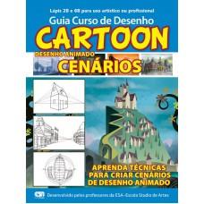 Cenários - Guia Curso De Desenho Cartoon