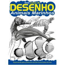 Animais Marinhos - Curso Básico de Desenho