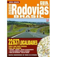 Guia Cartoplam: Rodovias Brasil 2018/2019