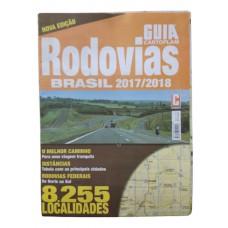 Cartoplam Mapa Rodovias Brasil 2017 / 2018
