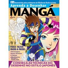 Aprenda a Desenhar Mangá 02