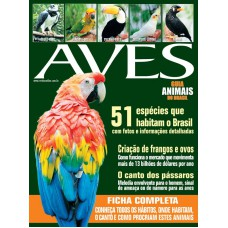Aves - Animais do Brasil