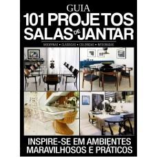101 Projetos - Salas de Jantar