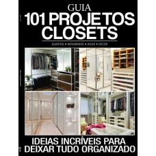 101 Projetos - Closets