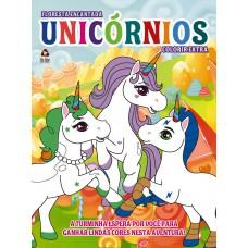 Unicórnios - Colorir Extra 03