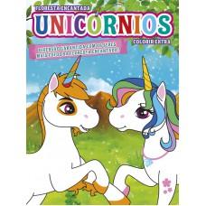 Unicórnios - Colorir Extra 02