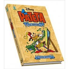 Disney - Pateta faz História (Capa Mostarda)