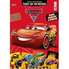 Carros 3 - Jogo da Memória Disney