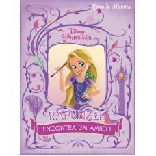Disney - Rapunzel Encontra um Amigo