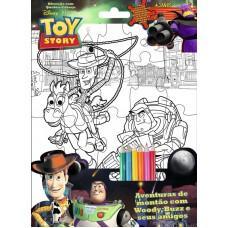 Toy Story - Disney Diversão com Quebra-Cabeça