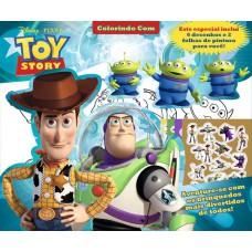 Disney - Colorindo com Toy Story