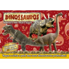 Dinossauros - Prancheta para Tocar e Sentir