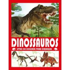 Dinossauros - Livro de Colorir para Crianças