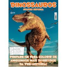 Dinossauros - Colorir Especial 02