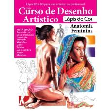 Anatomia Feminina - Curso de Desenho Artistico