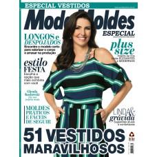 Moda Moldes - Especial Vestidos 22