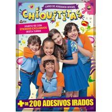 Chiquititas Livro De Adesivos 01