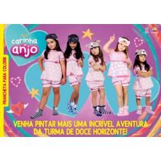 Carinha de Anjo - Prancheta para Colorir 02