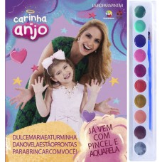Carinha De Anjo Livro Para Pintar 01