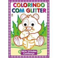 Colorindo com Glitter - Confiança