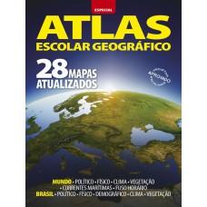 Atlas Escolar Geográfico Especial (Mapas)