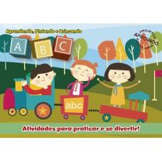 ABC - Aprendendo, Pintando e Brincando