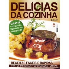Revista Delicías da Cozinha Especial