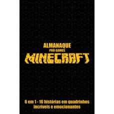 Almanaque Pró Games 01 Minecraft