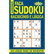 Sudoku: Raciocínio e Lógica - Fácil