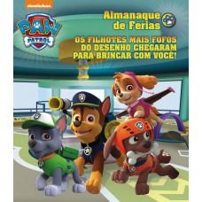 Almanaque De Férias Patrulha Canina 01