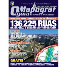 Guia Mapograf - São Paulo e Municípios 2020/2021