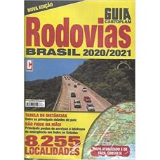 Guia Cartoplan Mapa Rodovias Brasil