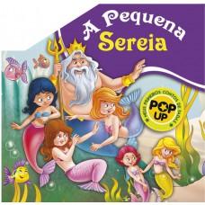 A Pequena Sereia - Livro Pop-Up