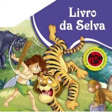 Livro da Selva - Livro Pop-Up