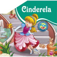 Cinderela - Livro Pop-Up