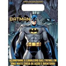 Batman - Prancheta para Colorir com Adesivos