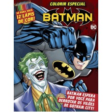 Batman - Colorir Especial