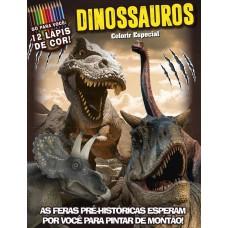Dinossauros - Colorir Especial 03