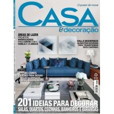 Revista Casa e Decoração 108
