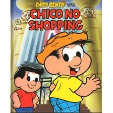 Turma Da Mônica Coleção Vem do Video 04 - Chico no Shopping