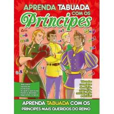 Aprenda Tabuada com os Príncipes