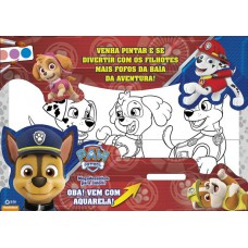 Patrulha canina Mega desenhos para colorir 01